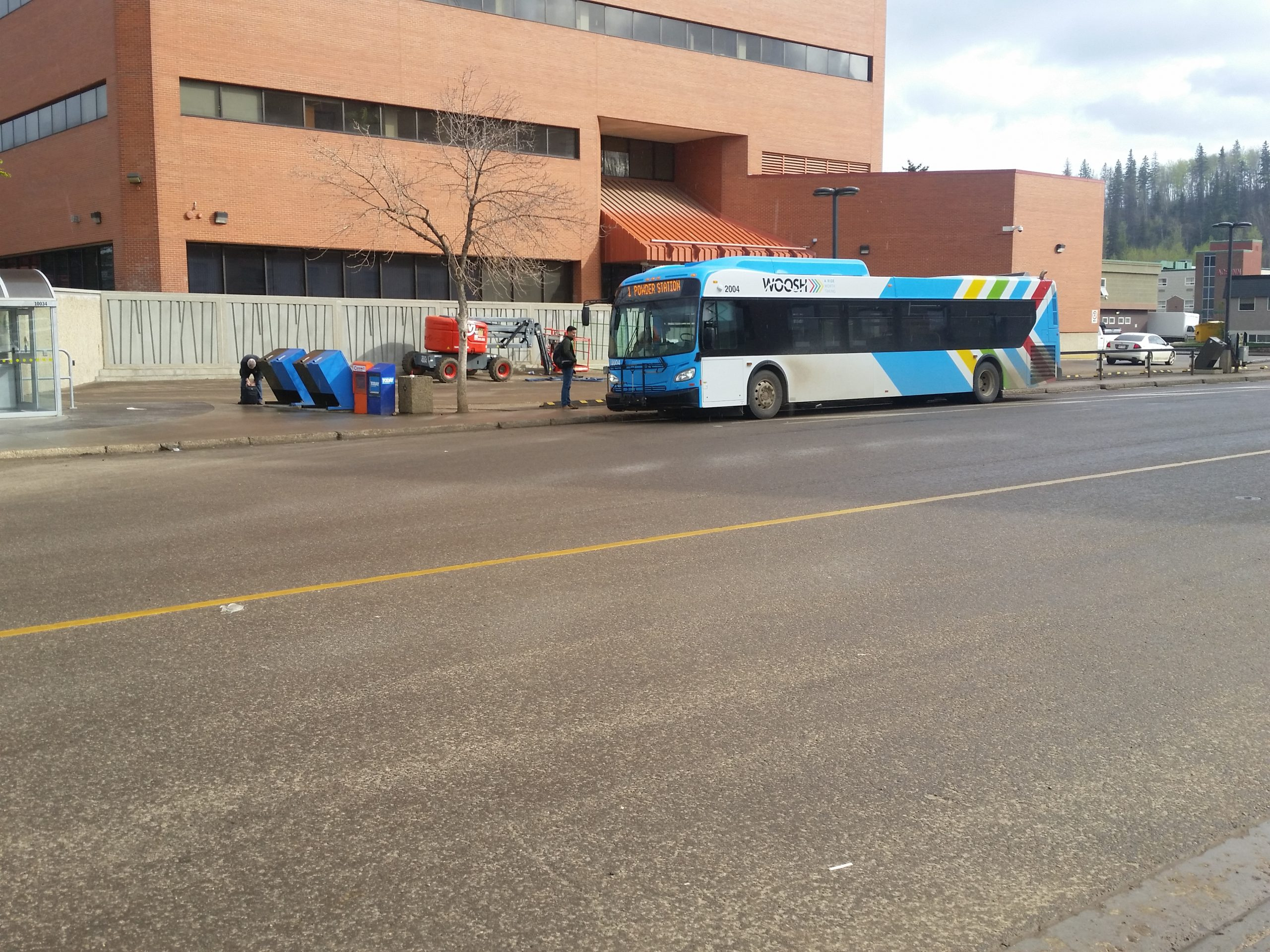 Transit Services Changing Start Up Times on Three Routes