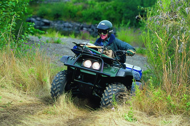 Wood Buffalo RCMP Enforcing New OHV Helmet Law
