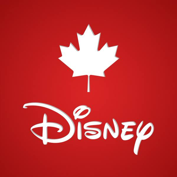 Disney pays tribute to Canada!