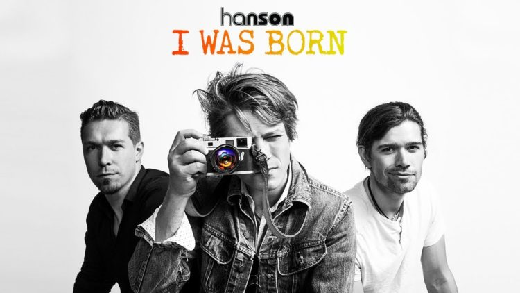 HANSON - I Was Born