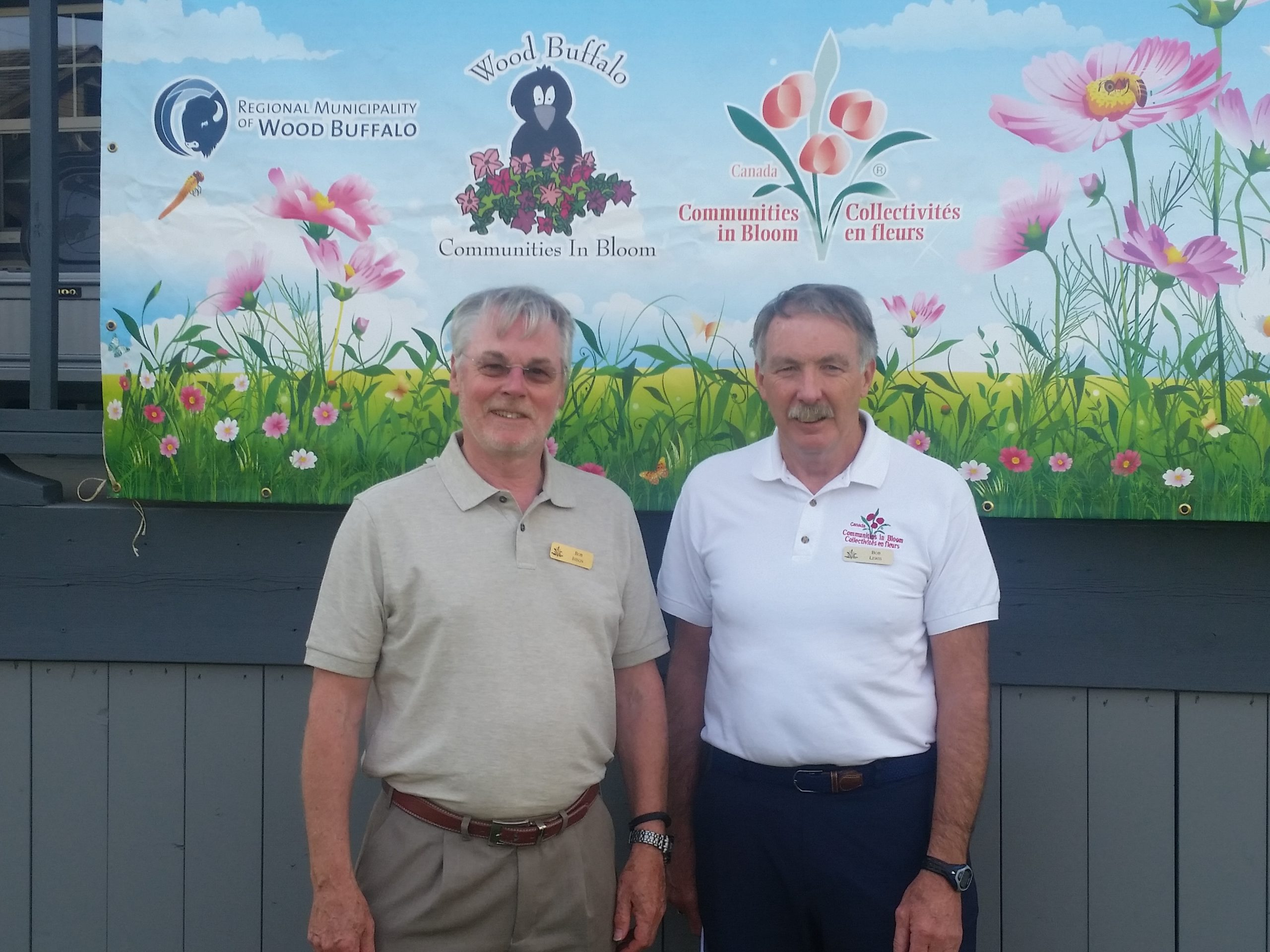 Communities In Bloom Judges Visiting Fort Mac for International Competition