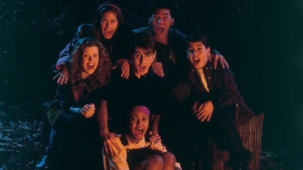 THROWBACK - Are You Afraid of the Dark 25th Anniversary
