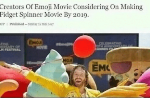 Emoji Movie Creators Back At It With More Bad Ideas