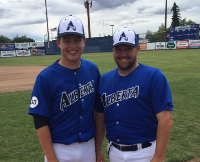 Breen And Alberta Gun For Gold In Baseball At Canada Summer Games