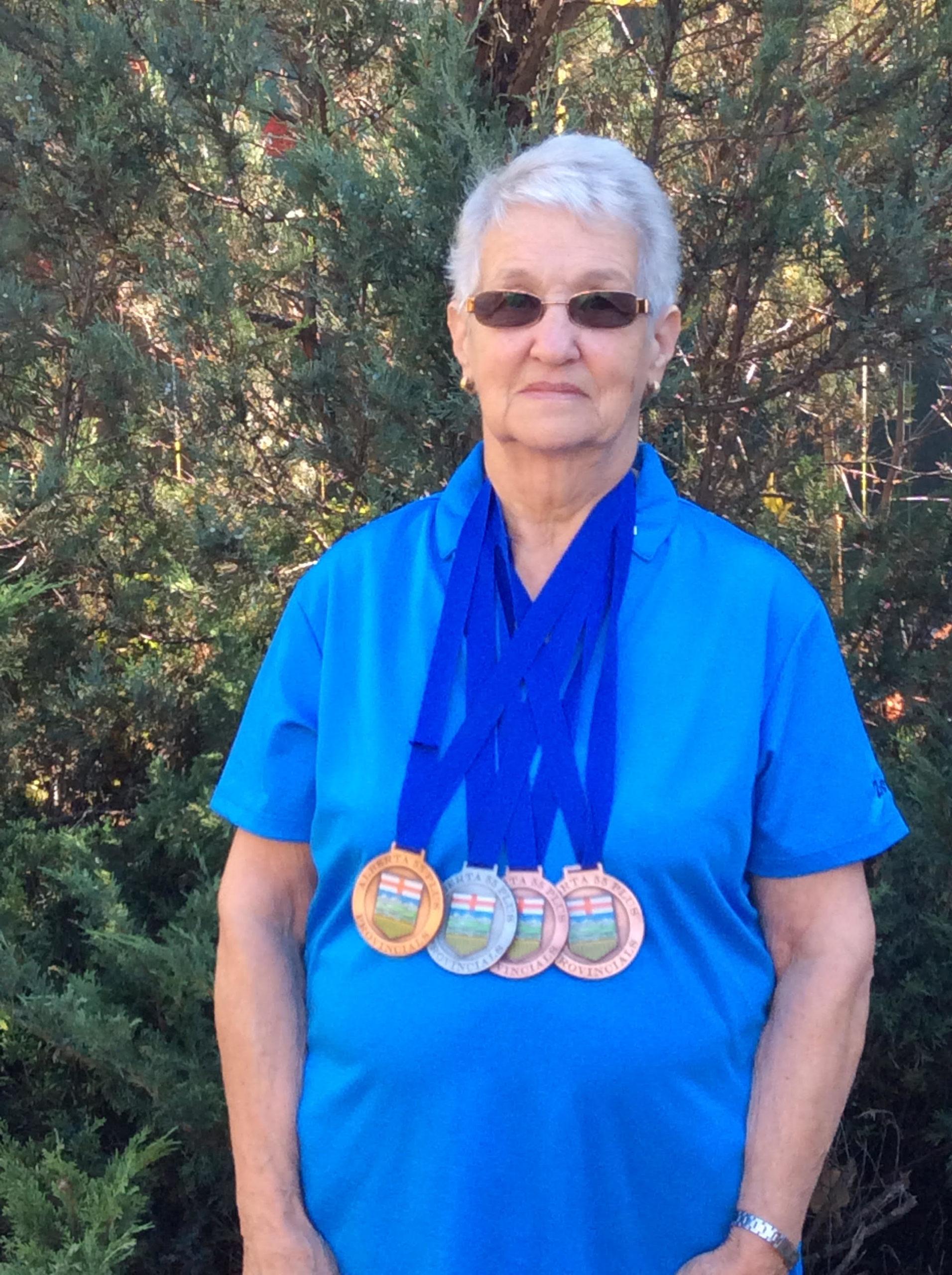 Golden Year Society Volunteer Nominated for Provincial Award