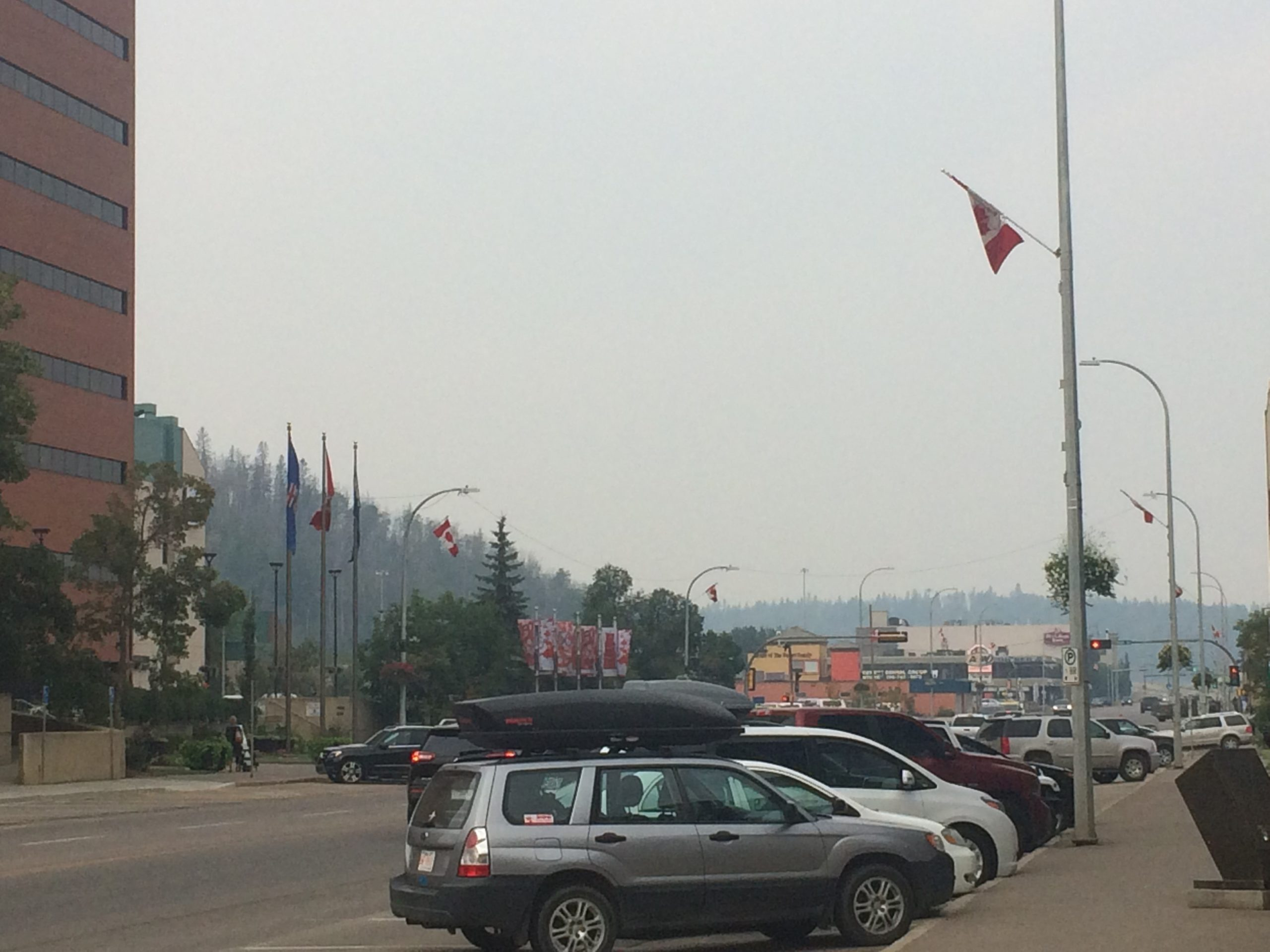 Special Air Quality Statement In Effect For Wood Buffalo
