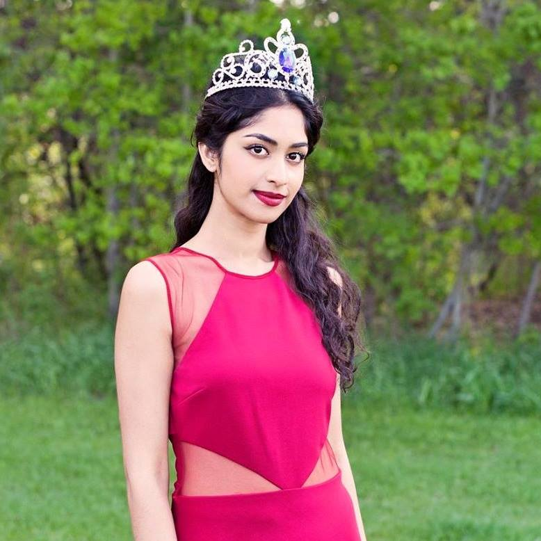 McMurrayite Takes Home People's Choice Award in Miss World Canada Pageant