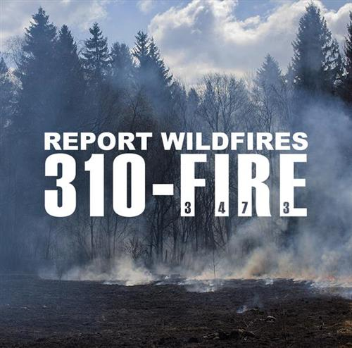 RES and Province Issuing Fire Bans Across RMWB