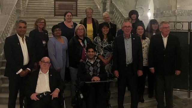 Local Resident Named to Premier's Council on the Status of Persons with Disabilities
