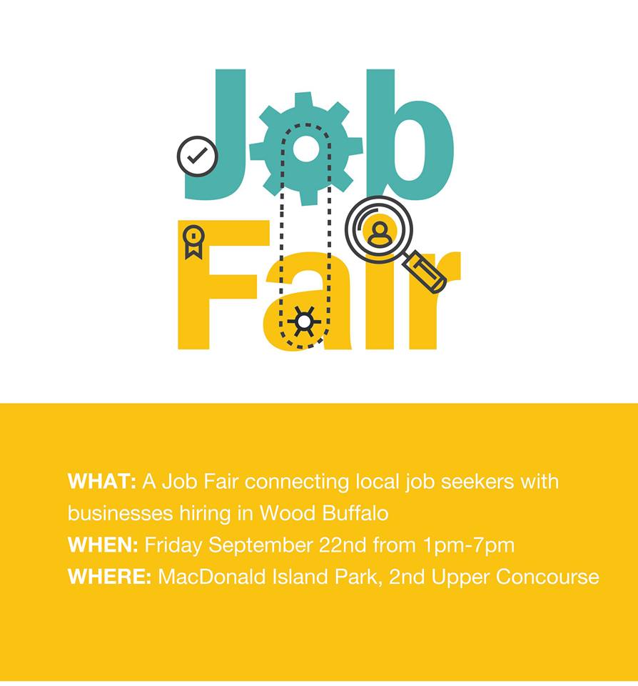 Fort McMurray Tourism To Host Local Job Fair