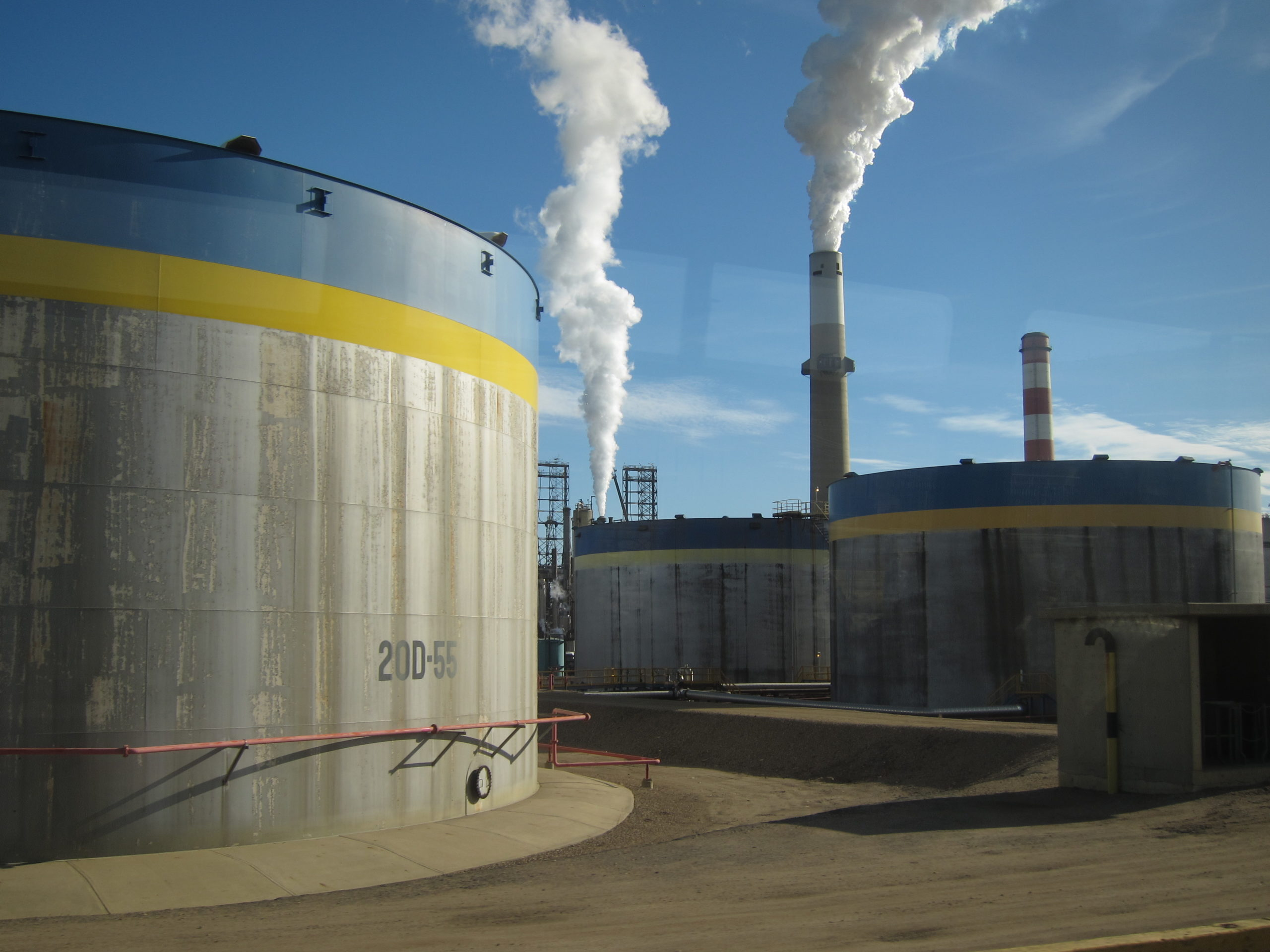 Oilsands Performance Credited For Improvement In Suncor's GHG Emission Intensity