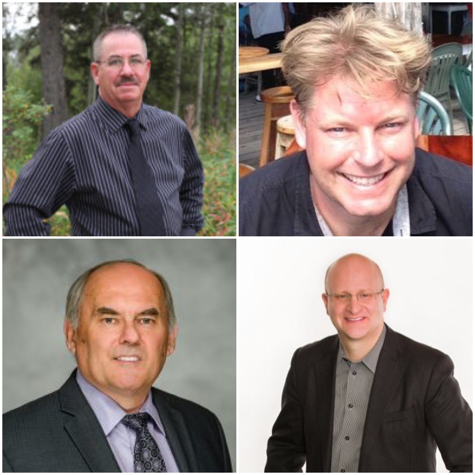 RECAP: Mayoral Candidates Take Part In Live Debate On Fort McMurray Matters