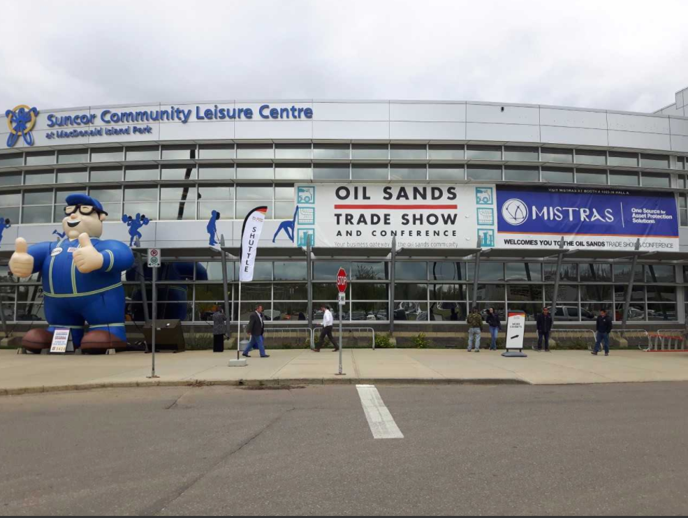Oil Sands And Trade Show Returns To Fort McMurray