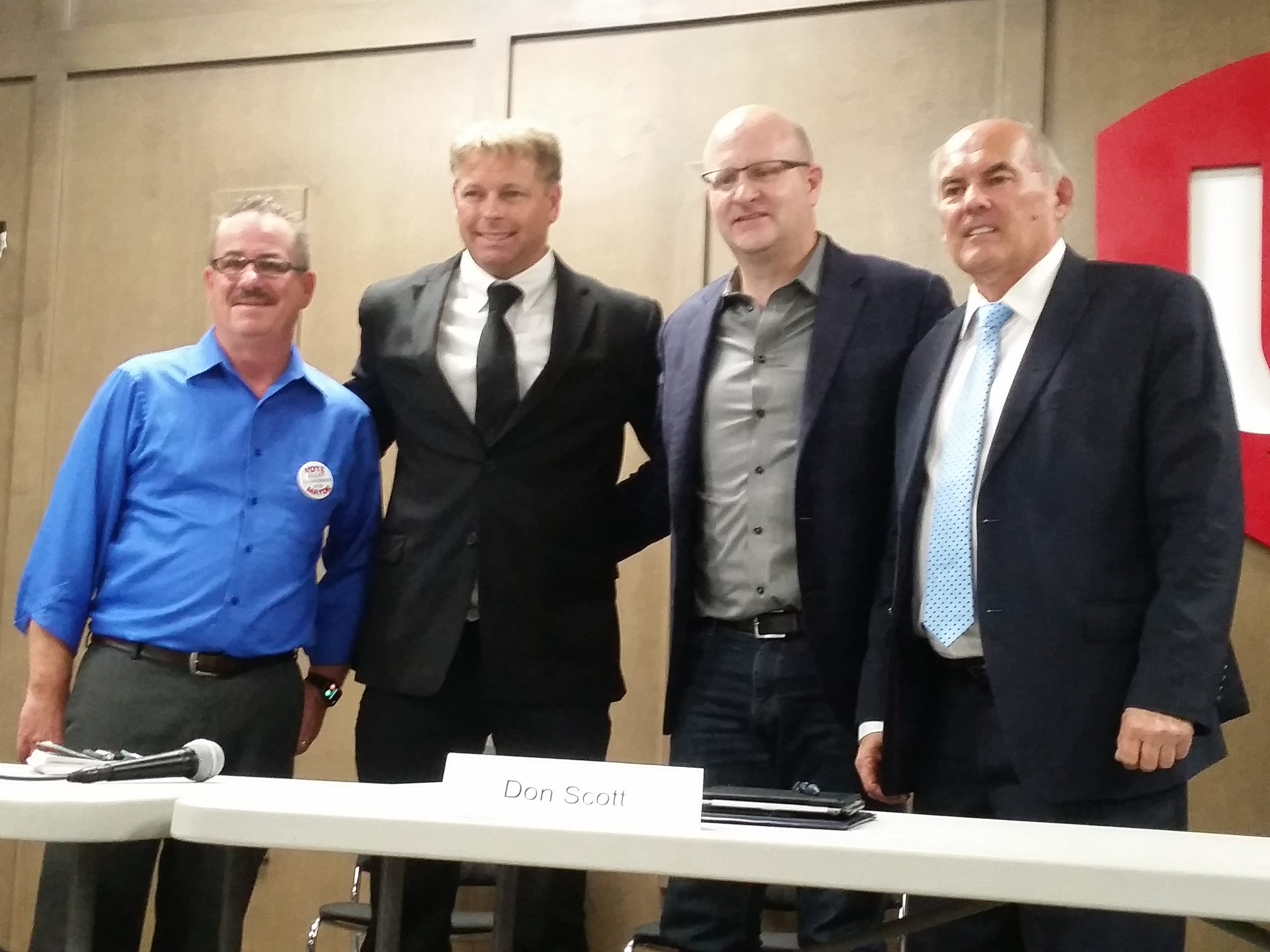 Mayoral Candidates Express Ideas To Help Rural Communities In Third Debate