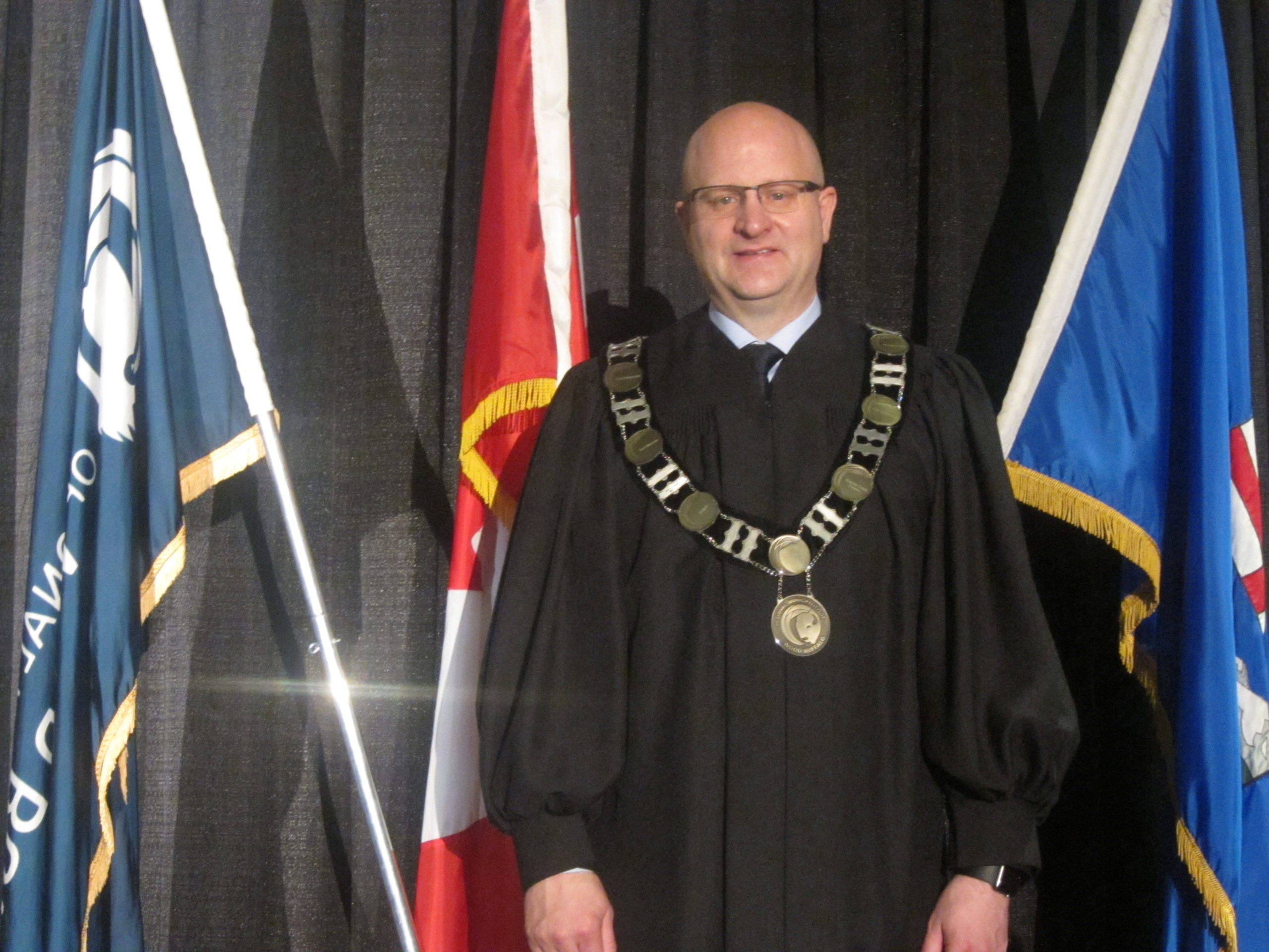 Mayor Scott Looking at 2018 as First Step Towards Greater Region