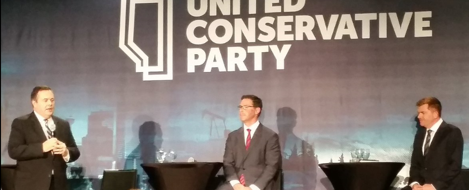 UCP Leader Candidates Discuss Carbon Tax, Bill 21 at Debate in Fort McMurray