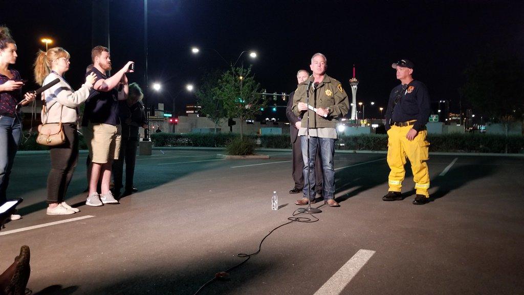 Update: At least 58 Dead, 515 Injured in Las Vegas Shooting