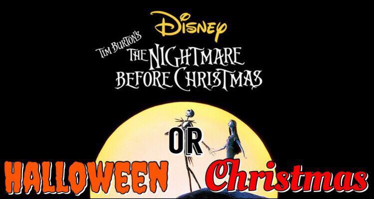 Nightmare Before Christmas Debate