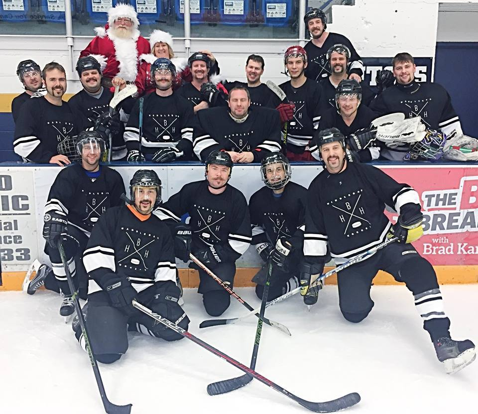 Handlebar Hockey's First Ever 24-Hour Game Expecting to Raise Over $20,000 For Movember