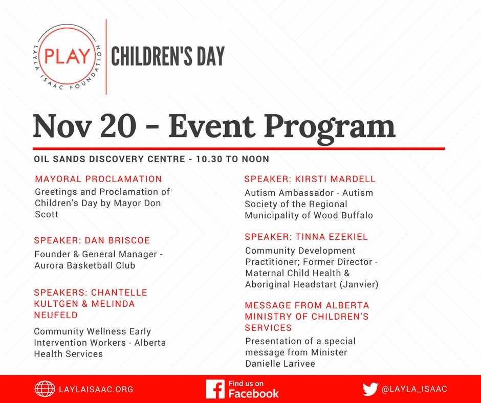 Layla Isaac Foundation To Celebrate First Universal Children's Day In The RMWB