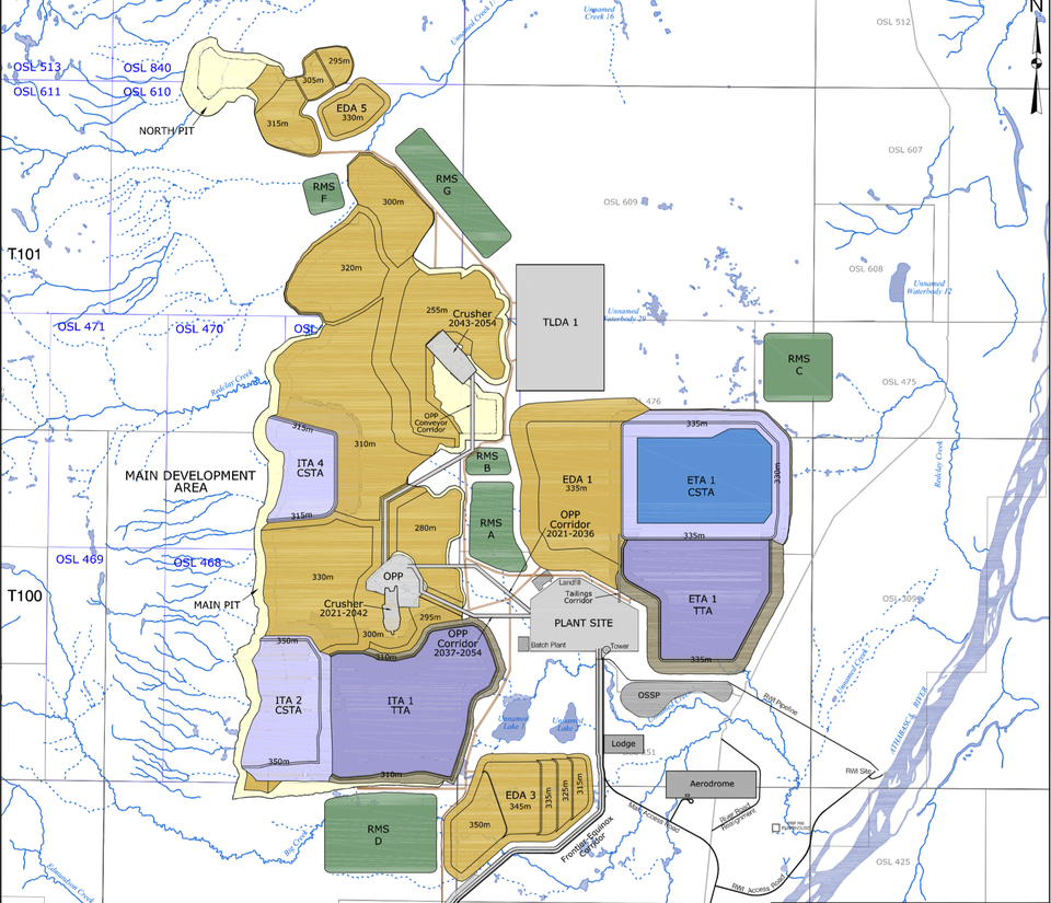 Hearing Scheduled For Frontier Oilsands Mine