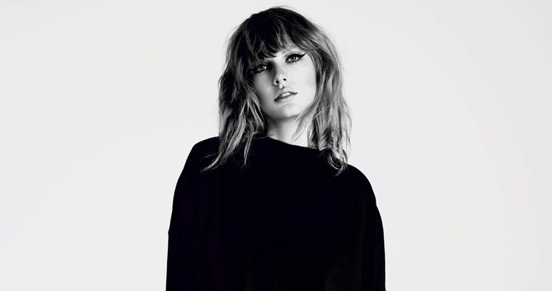 Taylor Swift Announces 'Reputation Tour'