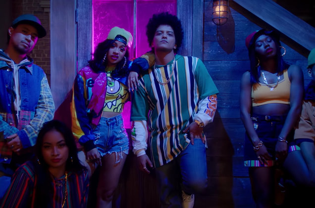 New Music - Bruno Mars ft. Cardi B - Finesse
