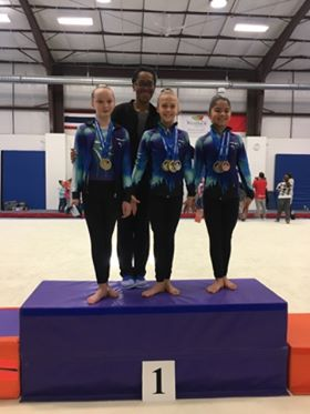 Norfort Gymnasts Look To Make Fort McMurray Proud At Winter Games