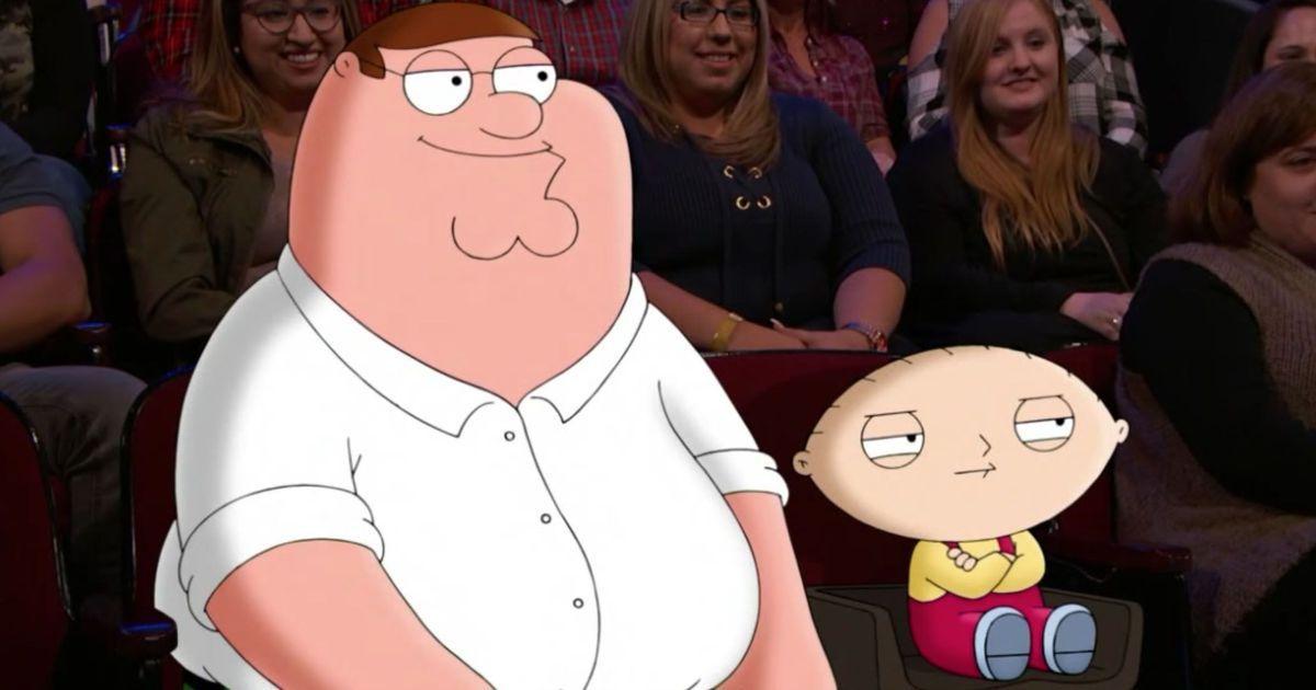 Family Guy on Kimmel - 300th Episode on Sunday