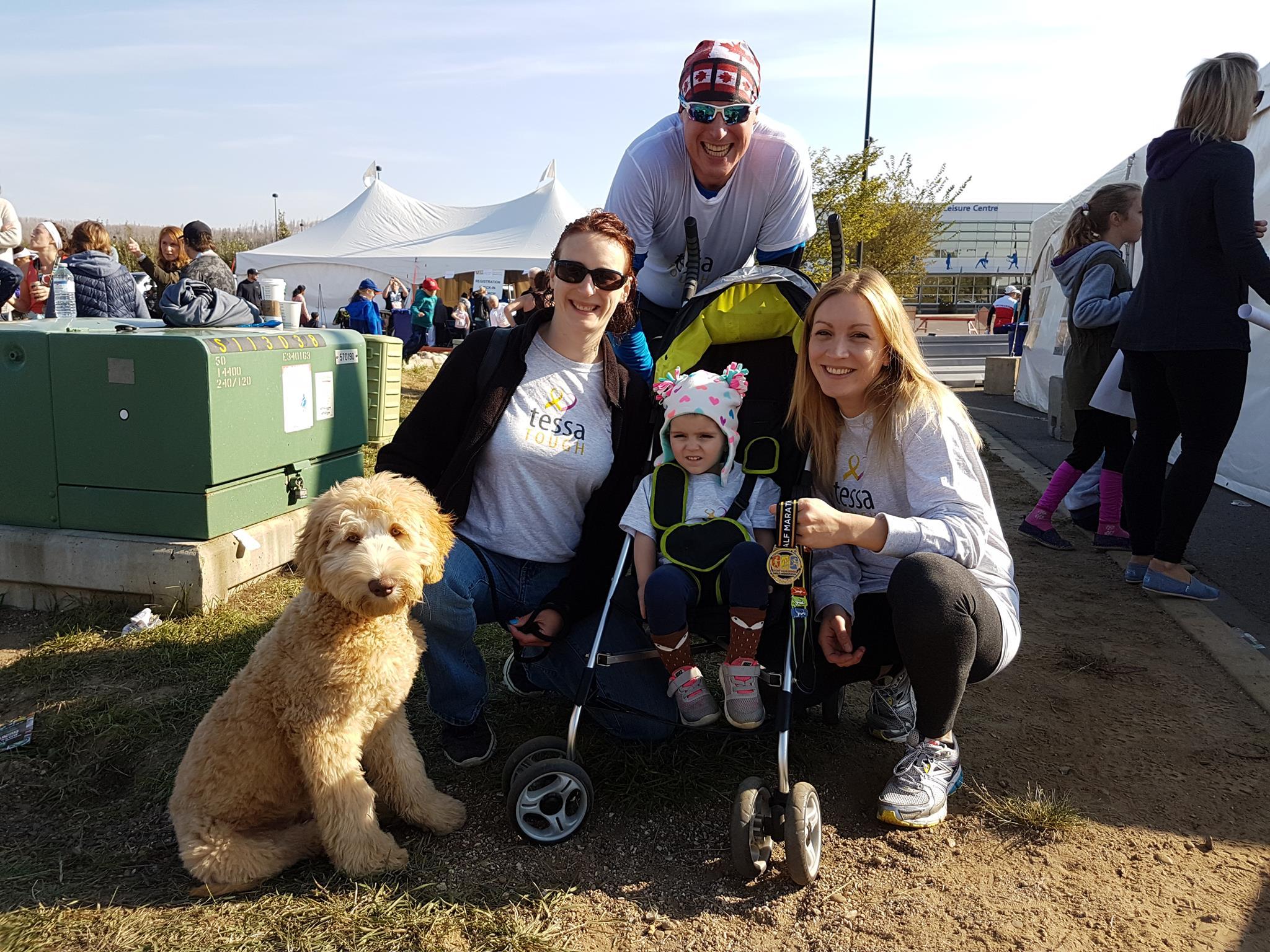 Fort McMurrayite Running Boston Marathon Raising Awareness Of Rare Disorders