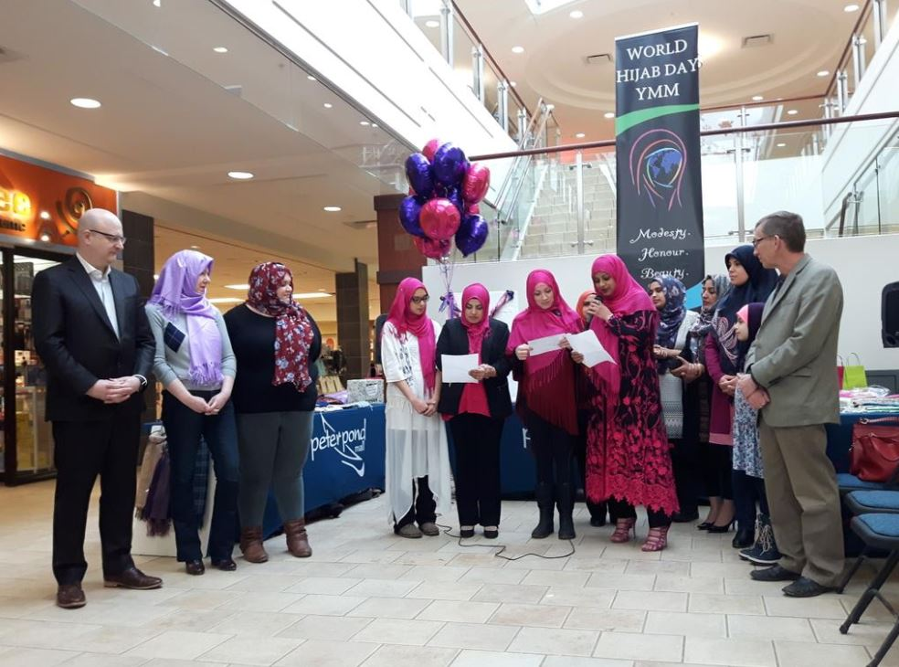World Hijab Day Celebrates Five Years In Fort McMurray