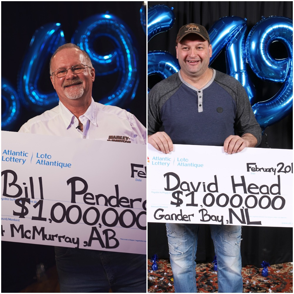 Two Fort McMurray Men Win Separate Lotteries in Newfoundland A Week Apart