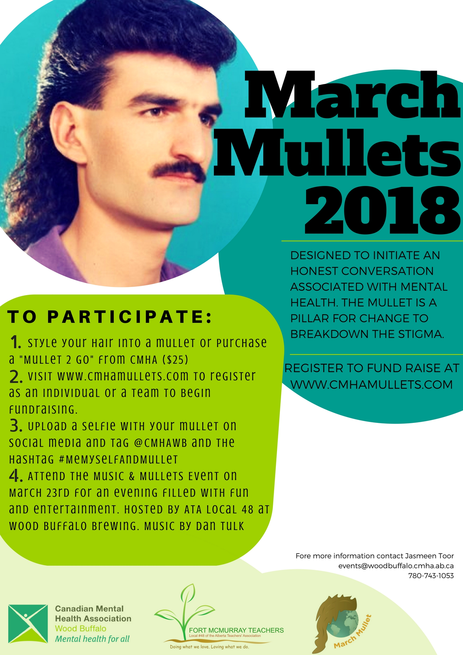 Growing Mullets For Mental Health