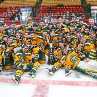 Former Oil Baron Scores Game-Winning Goal to Capture CIS National Title