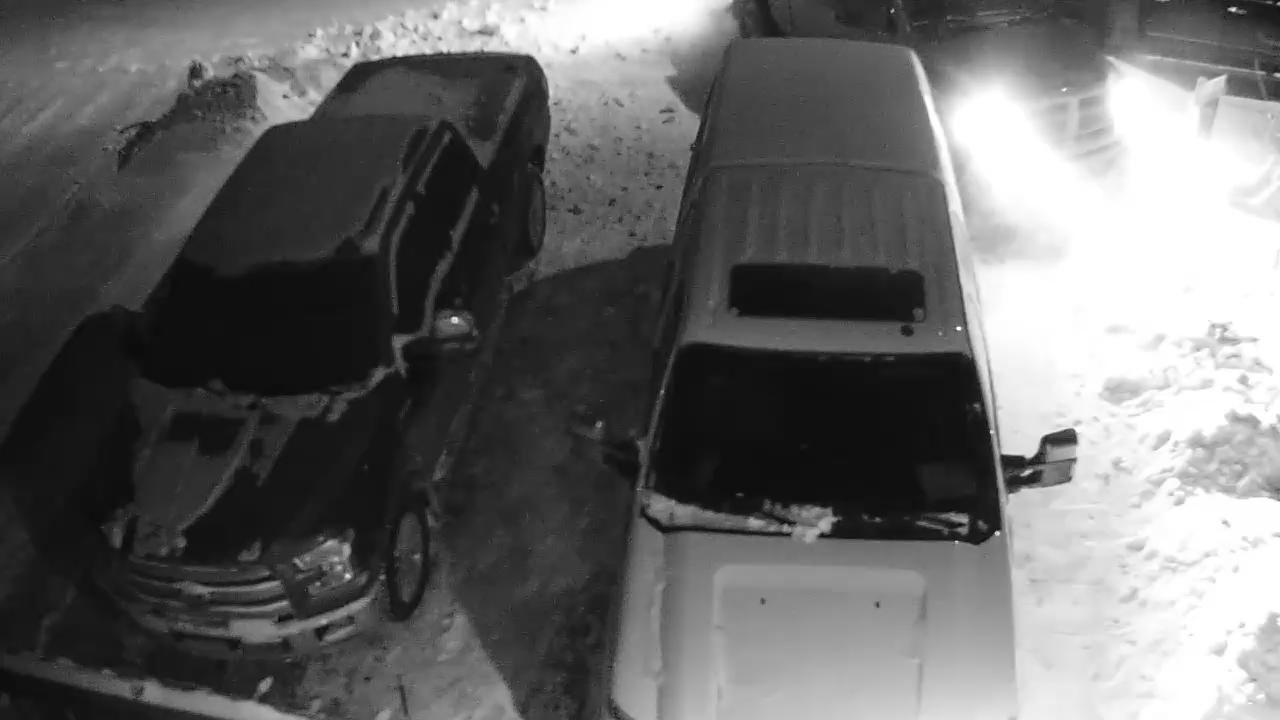 Wood Buffalo RCMP Investigate Multi-Vehicle Hit And Run
