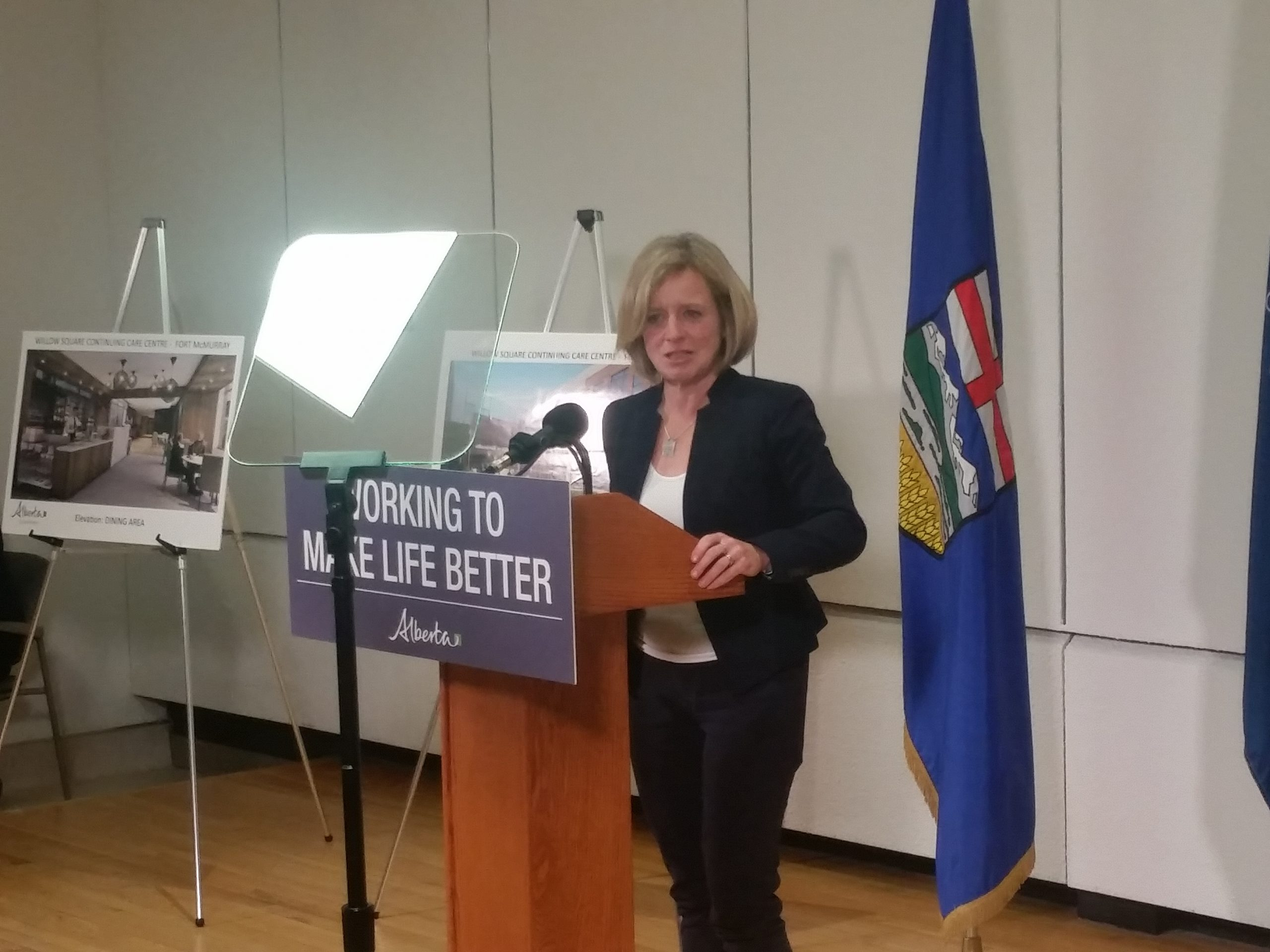 Premier Notley Reaffirms Commitment to Trans Mountain Pipeline