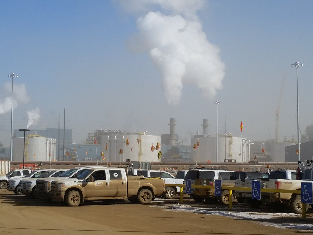 Study: FIFO Workers Hurting Community, Lack Of Options For Them in Fort McMurray