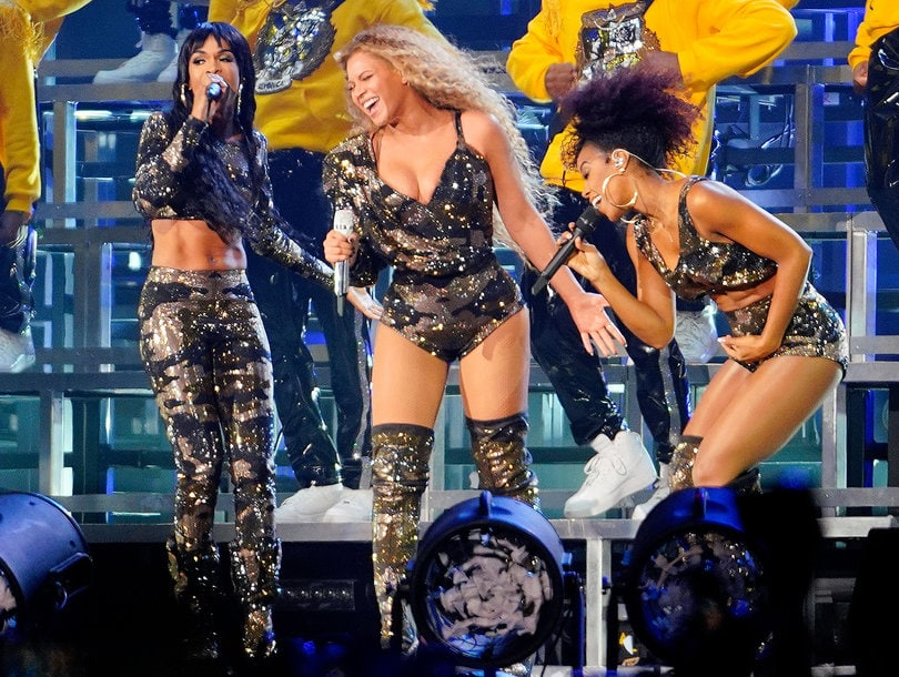 Destiny's Child Reunion at Coachella!