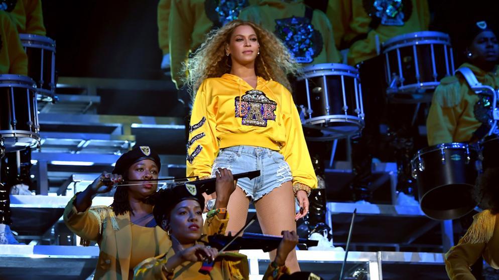 Beyonce at Coachella!