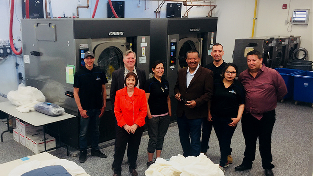 Provincial Funding Allows Chipewyan Prairie First Nation To Build New Laundry Service