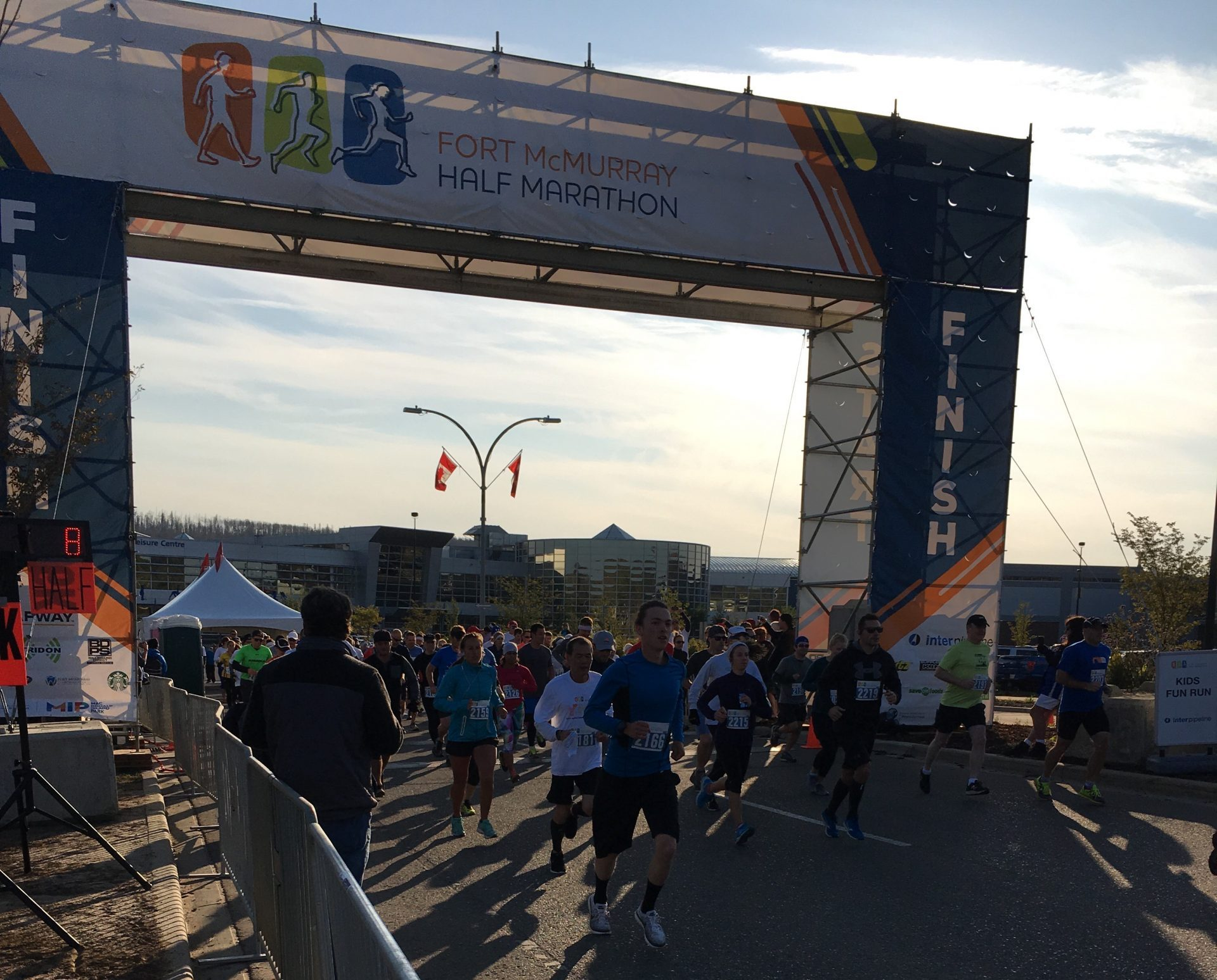 Routes Released For Fort McMurray Marathon