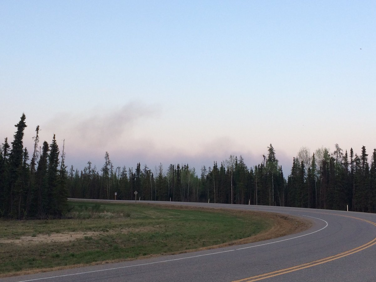 UPDATE: No Current Wildfire Threat To Janvier, Residents Advised To Still Prepare for Evacuation