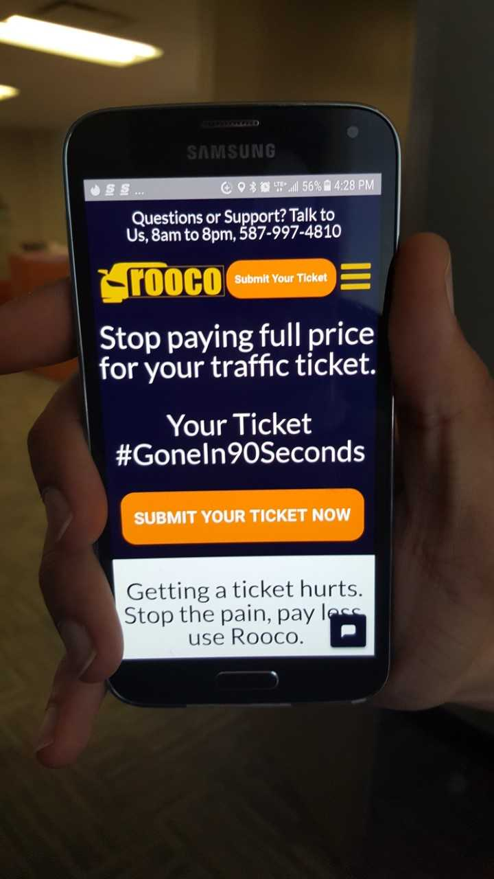 Speeding Ticket App >> New App To Help Pay Traffic Tickets Launches In Fort