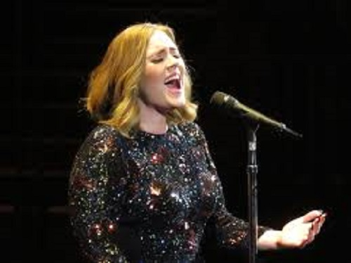 Hello... It's Adele and It's Her Birthday!