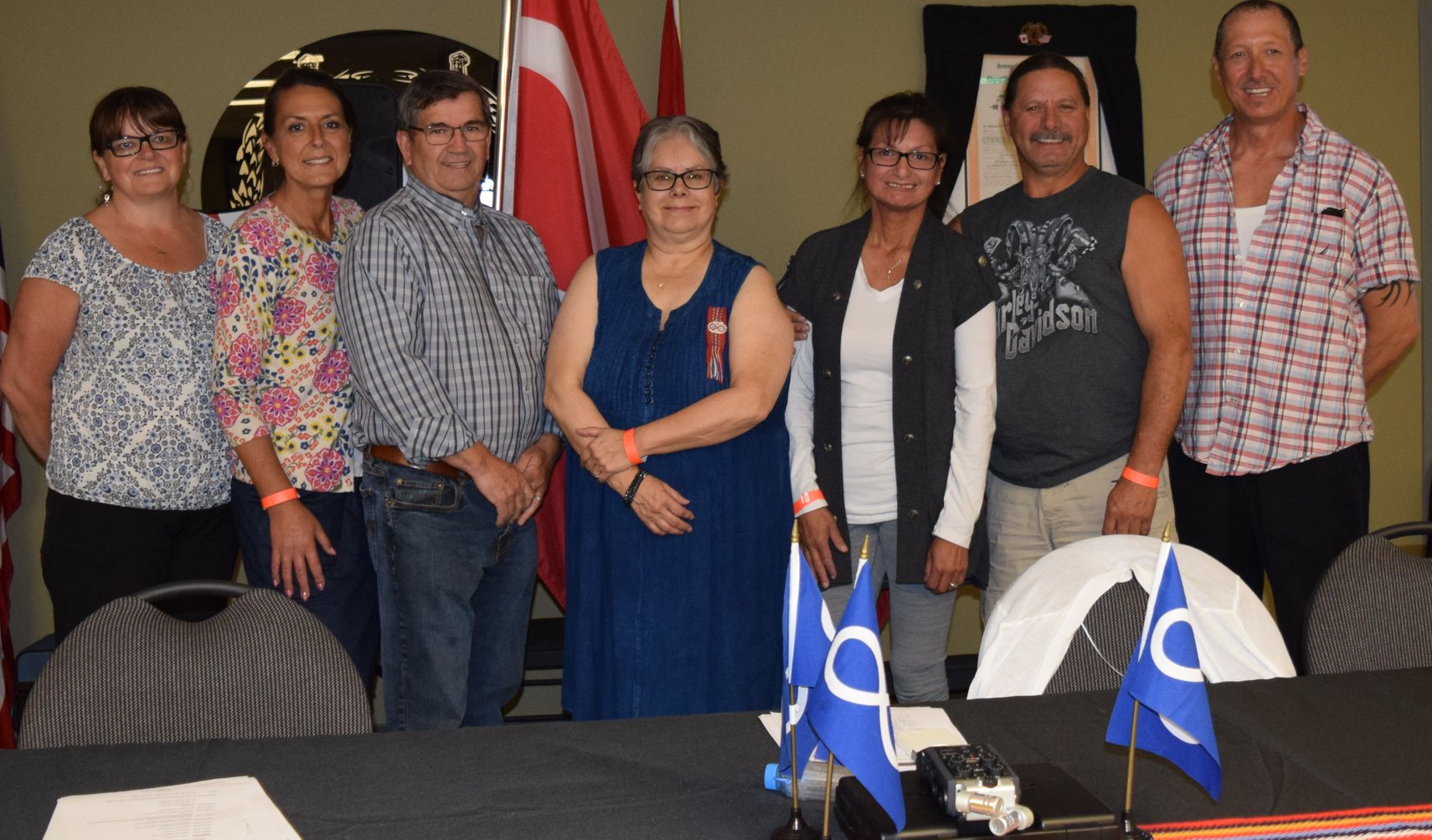 McMurray Métis Local 1935 Re-Elects Gail Gallupe As President