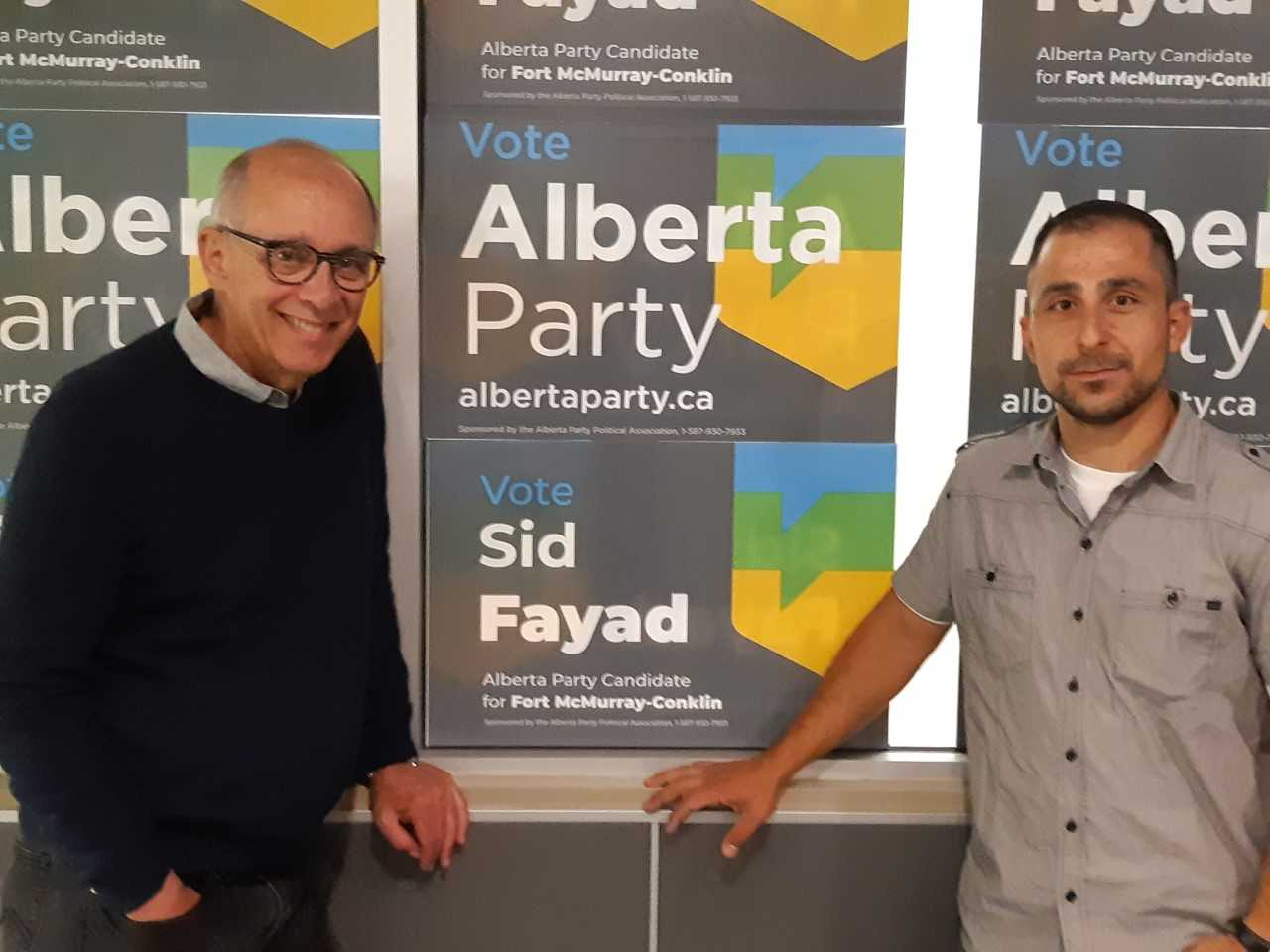 Party Leaders Stop in Fort McMurray Ahead of Byelection