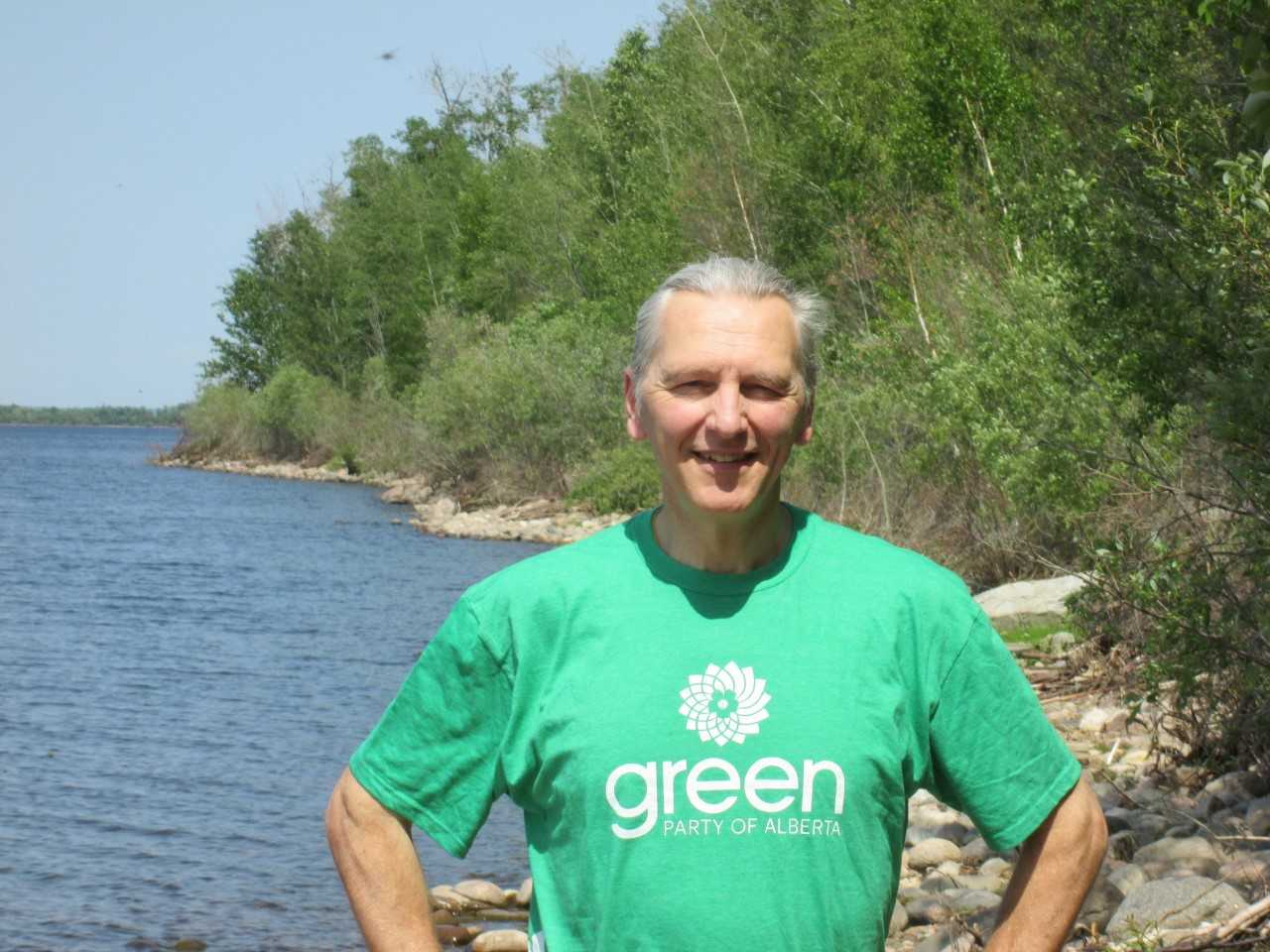 Green Party Announces Brian Deheer As Byelection Candidate For Fort McMurray-Conklin