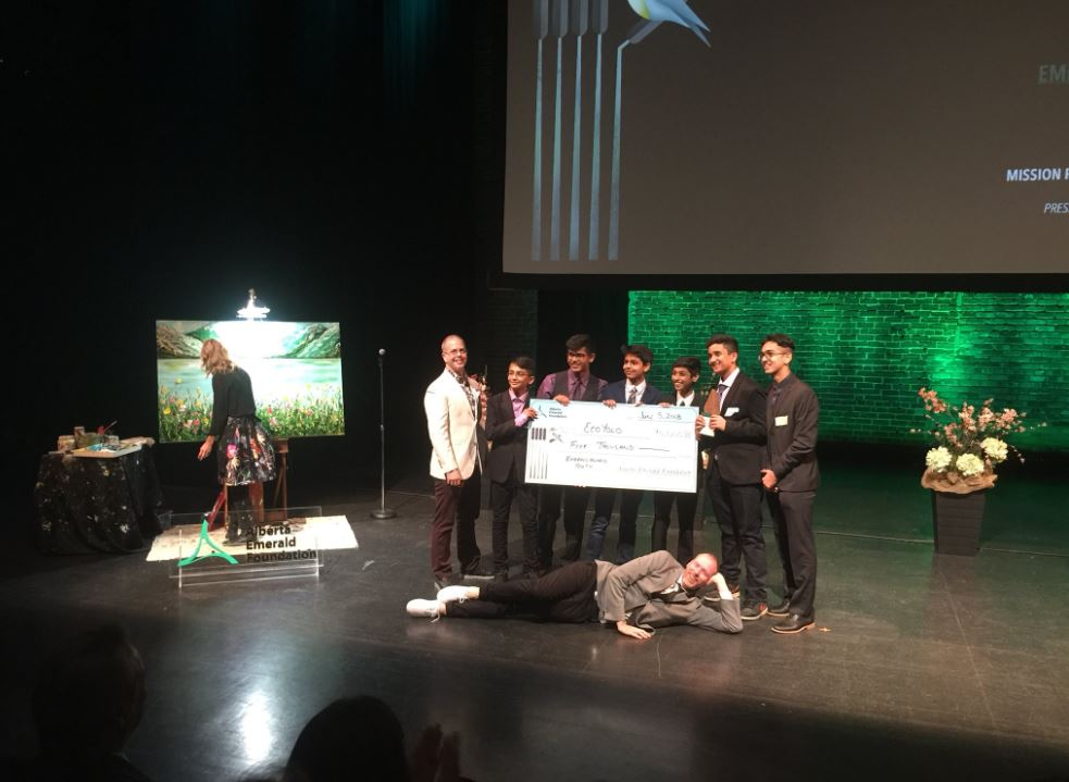 RMWB Organizations Clean Up At 27th Alberta Emerald Awards