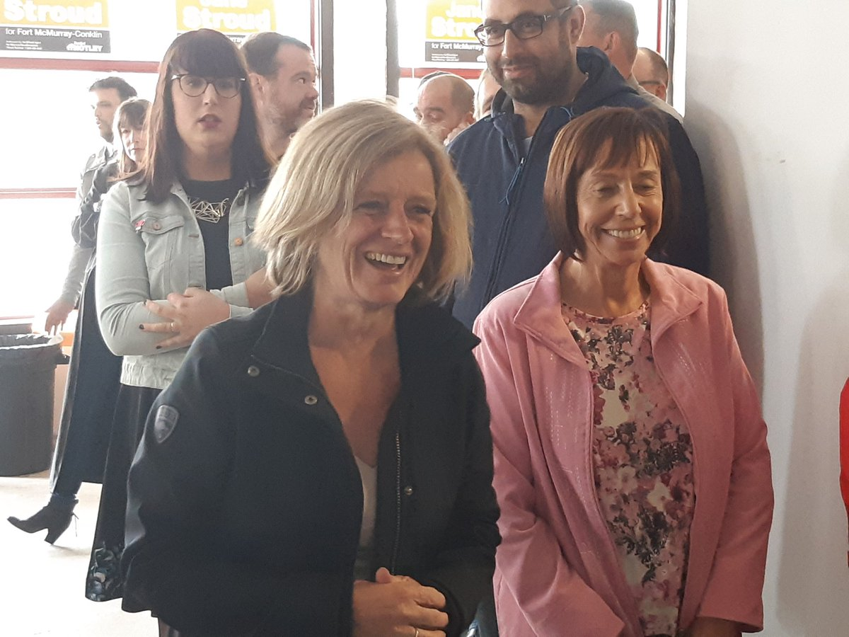 Notley Confident For an NDP Win in Byelection