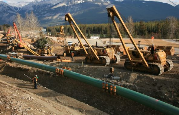 Public Hearing Being Planned For Trans Mountain Pipeline